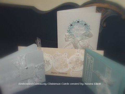 Castaway Christmas Cards