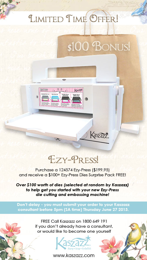 LimitedTimeOffer-June2013-EzyPress